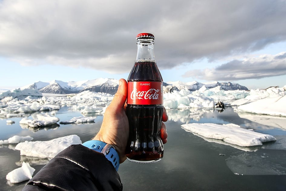 La storia della Coca Cola