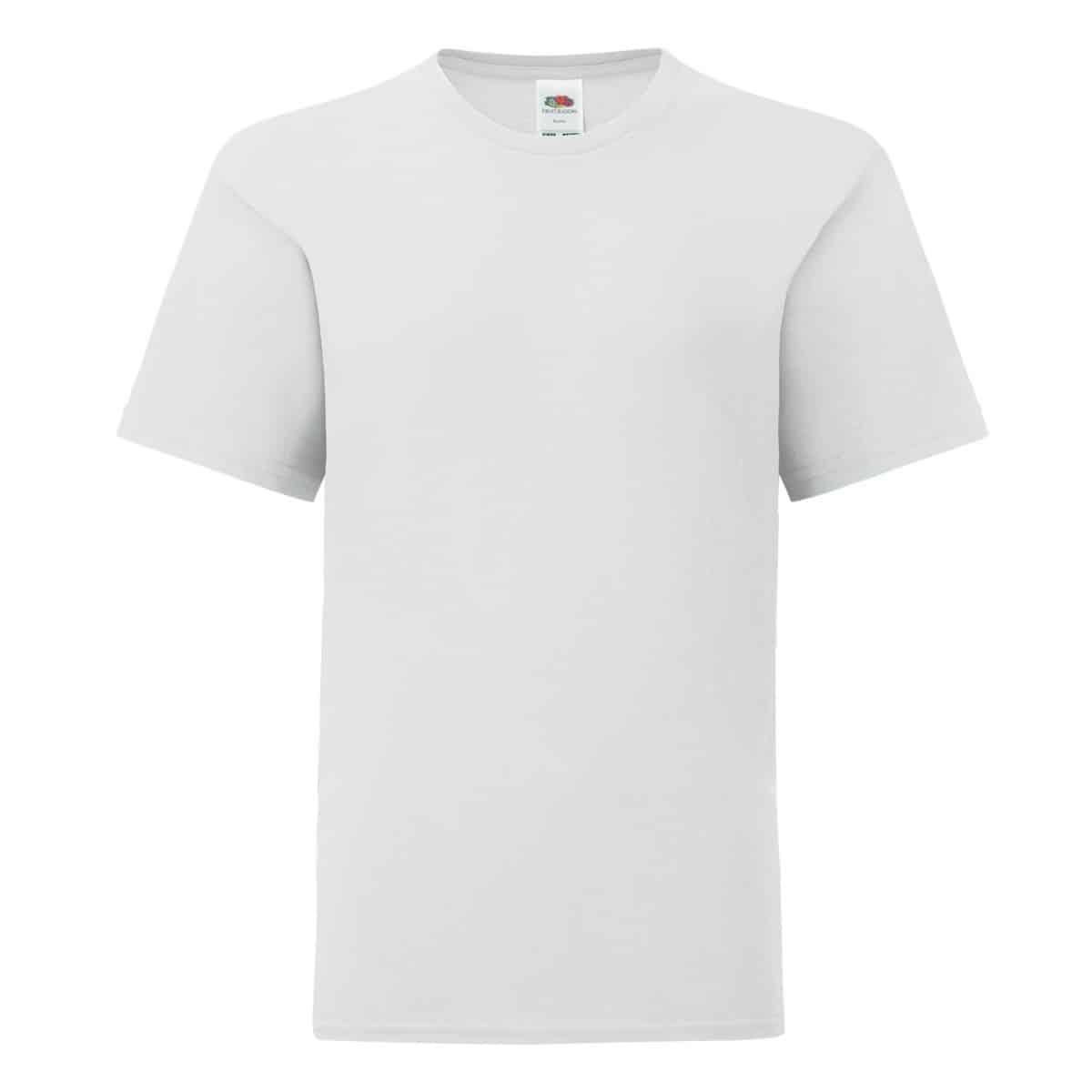 Tshirt bianca da bambino