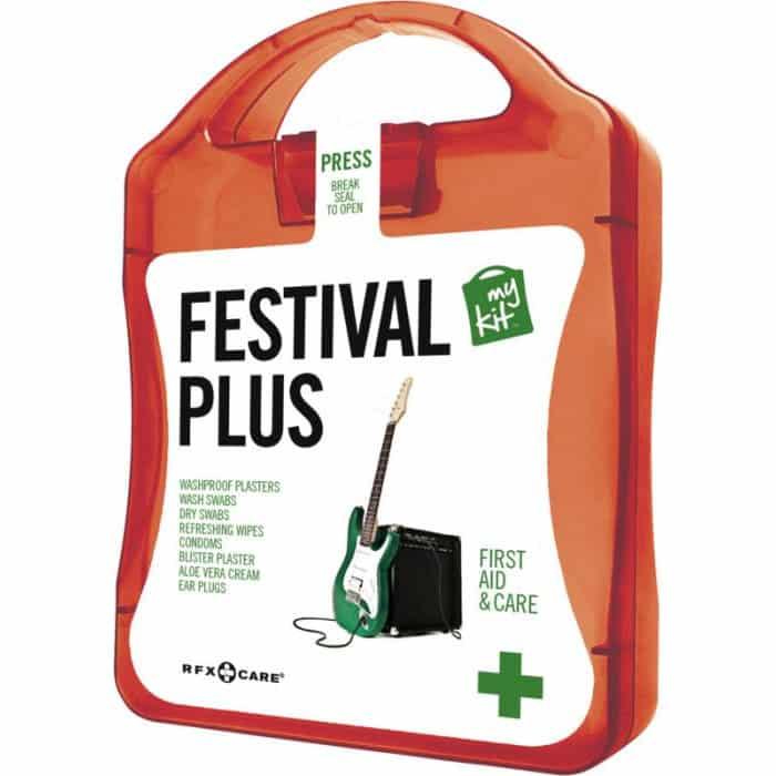 Kit per eventi e festival rosso