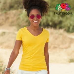 Tshirt donna Dunoon