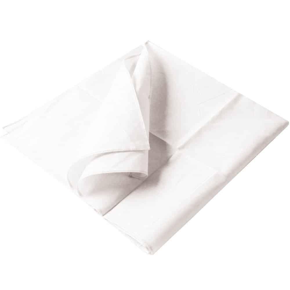 Bandana in cotone bianca